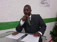 LE VICE PRESIDENT DE L'UNADREN présente les voeux des Mutualistes  au DR
